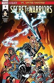 Secret Warriors (2017-) #9