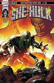 She-Hulk (2016-2018) #159
