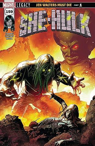 She-Hulk (2016-) #159