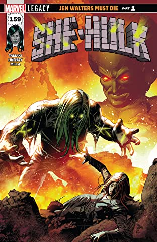 She-Hulk (2016-2018) No.159