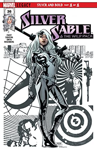 Silver Sable and The Wild Pack (2017) #36