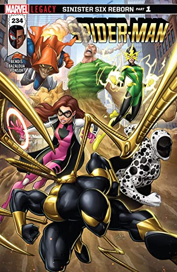 Spider-Man (2016-) #234