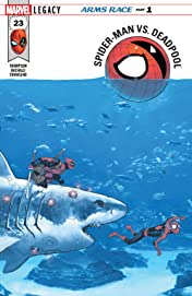 Spider-Man/Deadpool (2016-) #23
