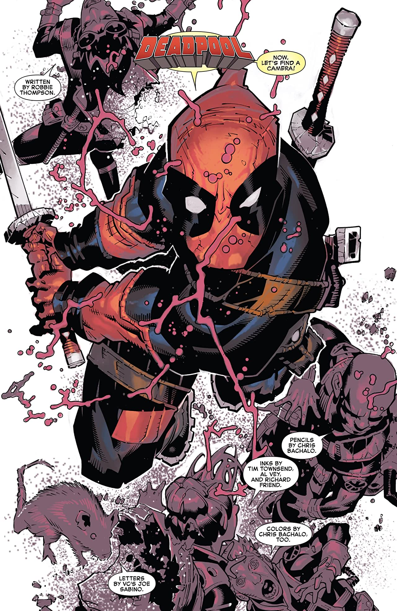 Spider-Man/Deadpool (2016-) #23