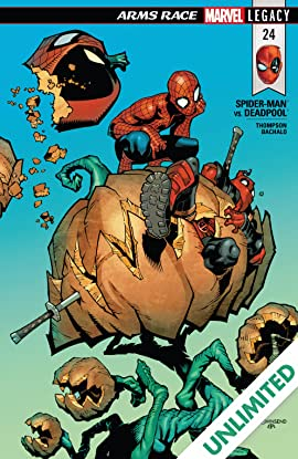 Spider-Man/Deadpool (2016-) #24