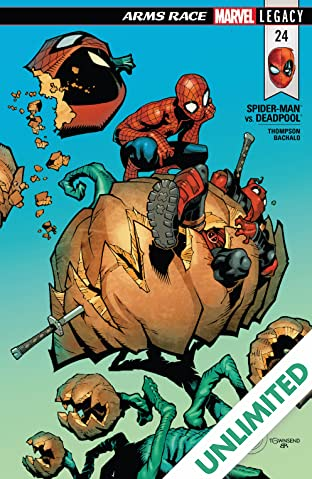 Spider-Man/Deadpool (2016-2019) #24