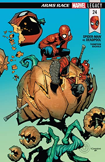Spider-Man/Deadpool (2016-) No.24