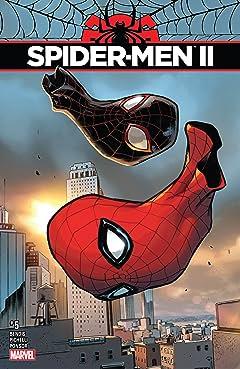 Spider-Men II (2017) No.5 (sur 5)