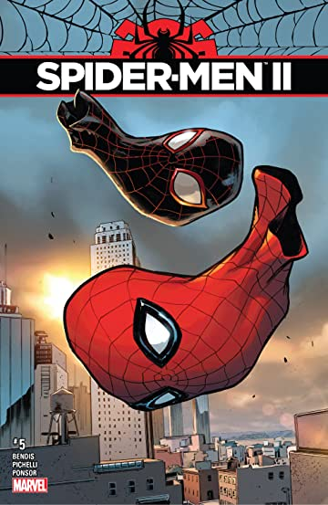 Spider-Men II (2017) No.5 (sur 5)