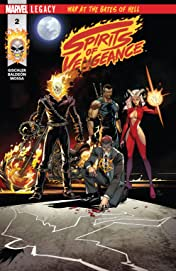 Spirits of Vengeance (2017-) #2
