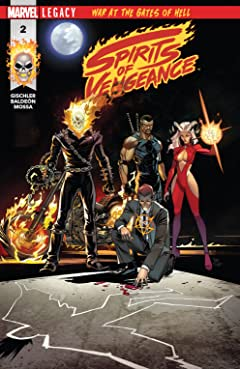 Spirits of Vengeance (2017-2018) #2