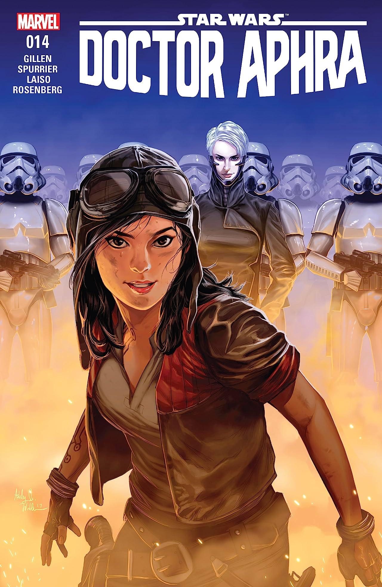 Star Wars: Doctor Aphra (2016-) #14
