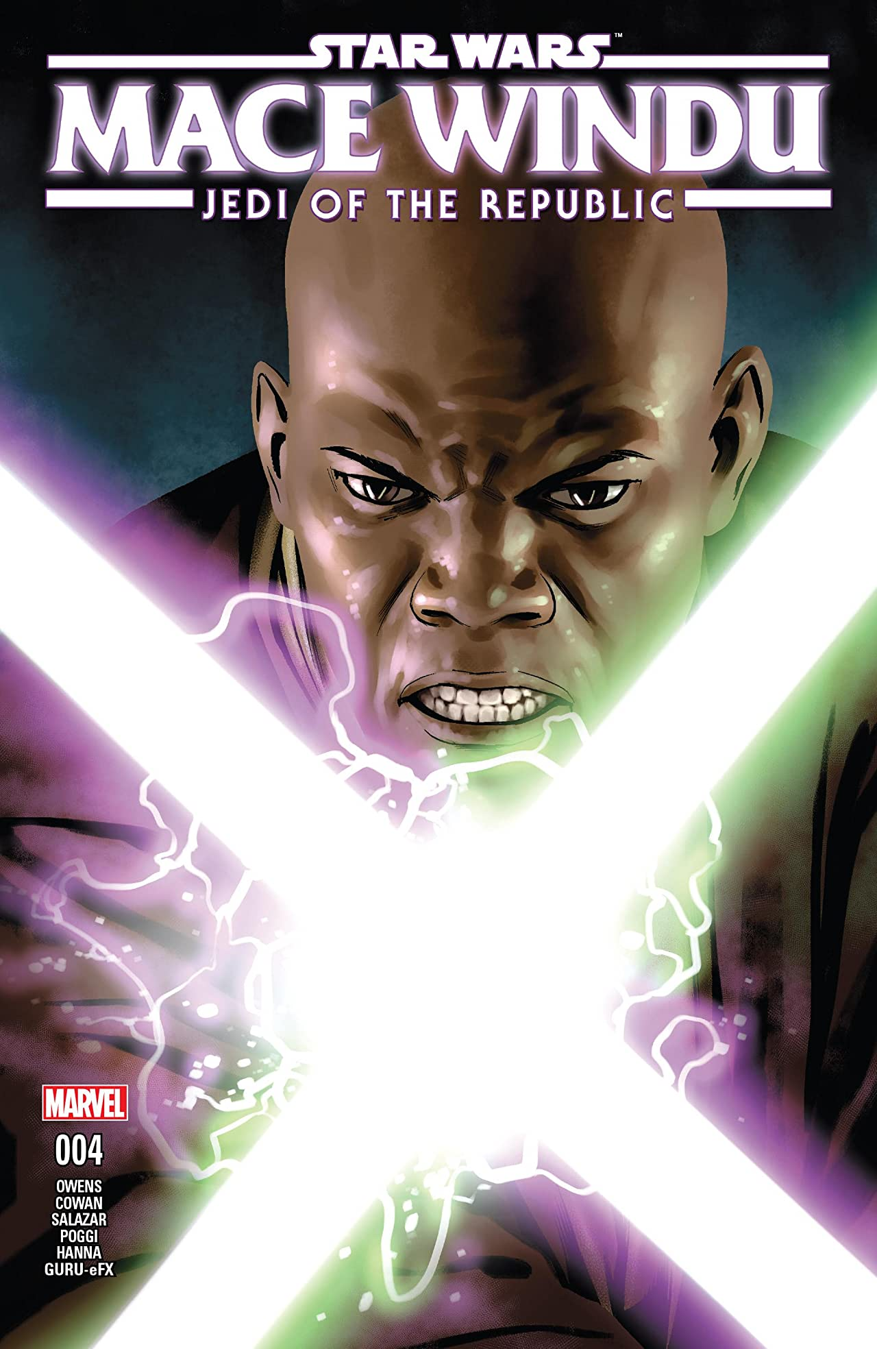 Star Wars: Jedi of the Republic - Mace Windu (2017) #4 (of 5)