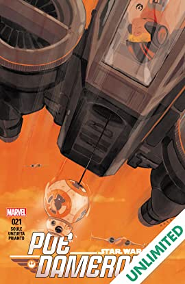 Star Wars: Poe Dameron (2016-2018) #21