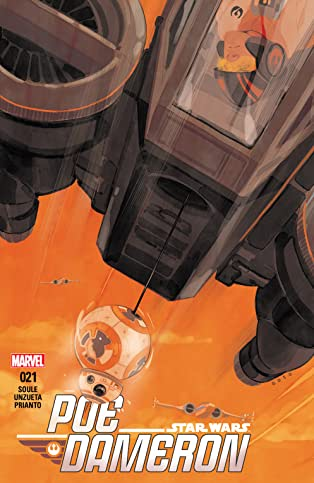 Star Wars: Poe Dameron (2016-) #21