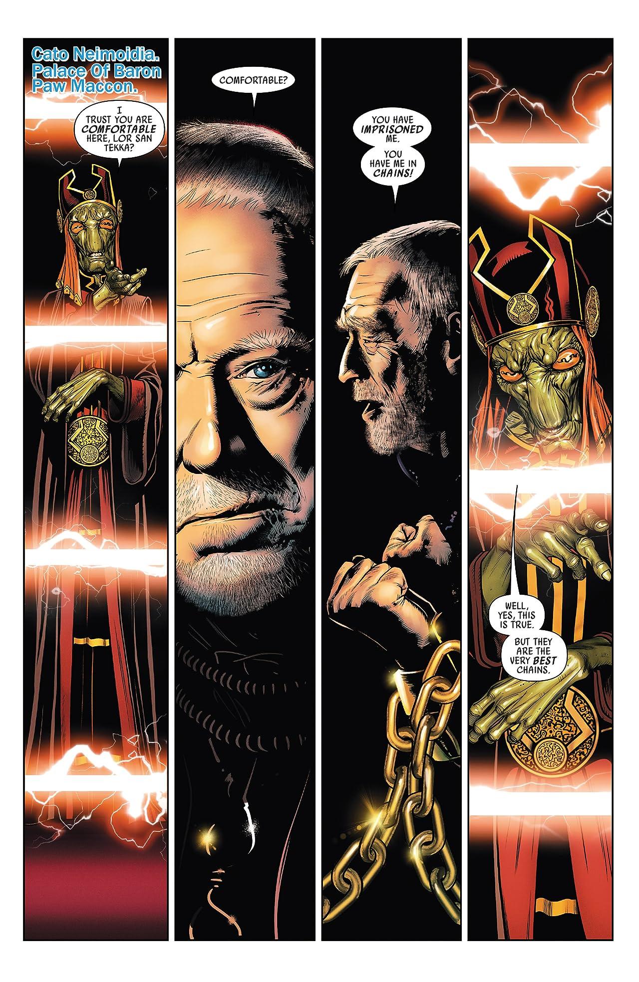 Star Wars: Poe Dameron (2016-) #21