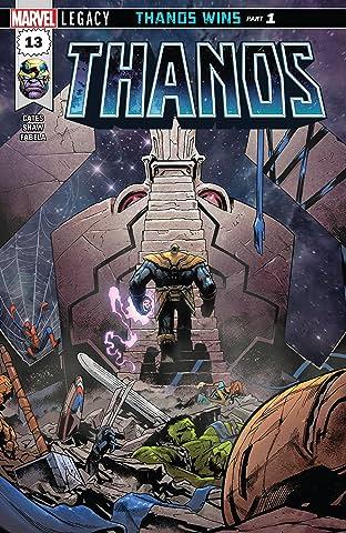 Thanos (2016-) #13