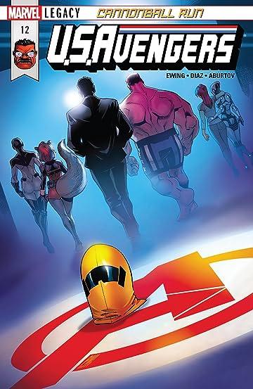 U.S.Avengers (2017-) No.12
