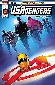 U.S.Avengers (2017-) #12
