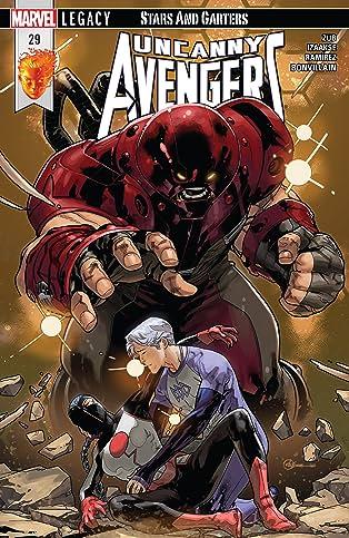 Uncanny Avengers (2015-2017) #29