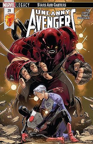 Uncanny Avengers (2015-) #29