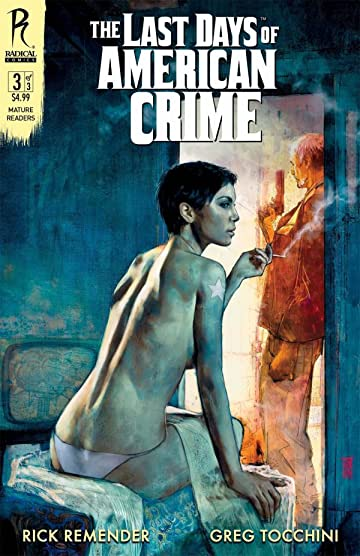 The Last Days of American Crime #3 (of 3)