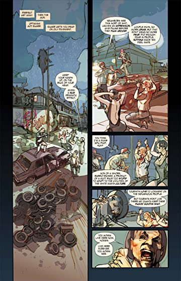 The Last Days Of American Crime 3 Of 3 Comics By Comixology