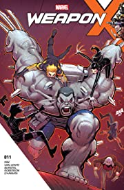 Weapon X (2017-2018) #11