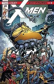 X-Men Blue (2017-2018) #15