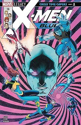 X-Men Blue (2017-2018) #16