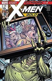 X-Men Gold (2017-2018) #15