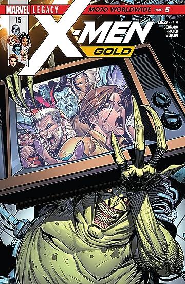 X-Men Gold (2017-) #15