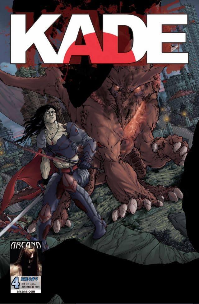 Kade: Rising Sun #4 (of 4)
