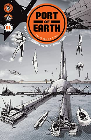 Port of Earth No.1