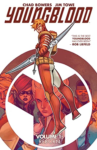Youngblood (2017-) Tome 1: Reborn