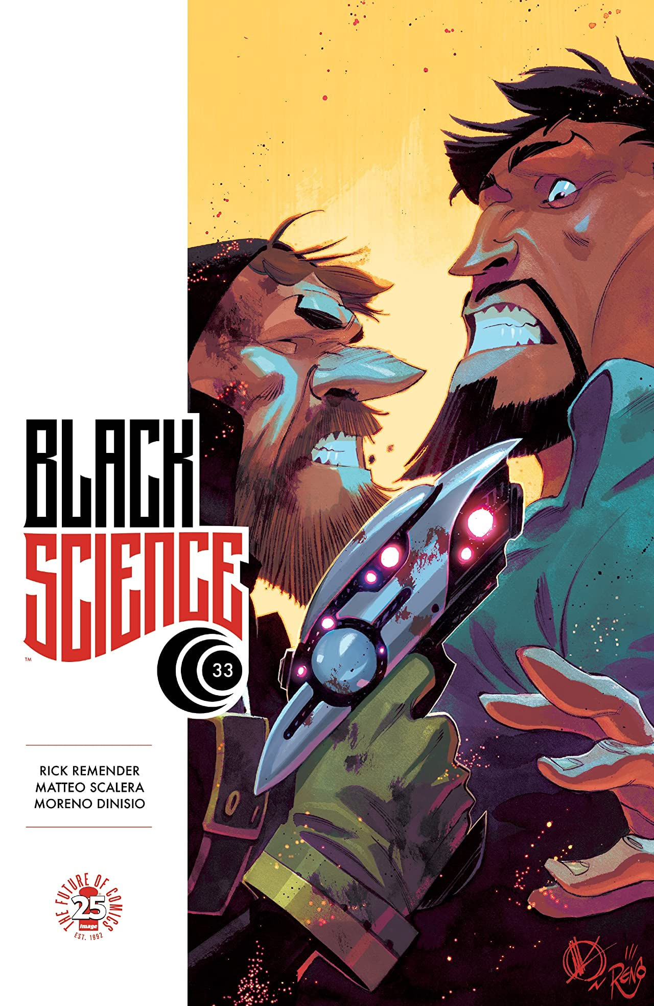 Black Science #33