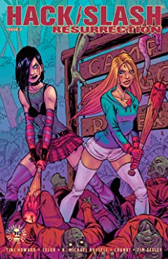 Hack/Slash: Resurrection #2