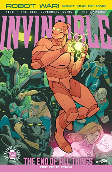 Invincible No.142