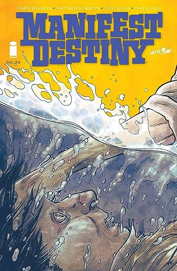 Manifest Destiny #33