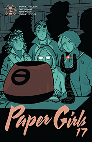 Paper Girls No.17