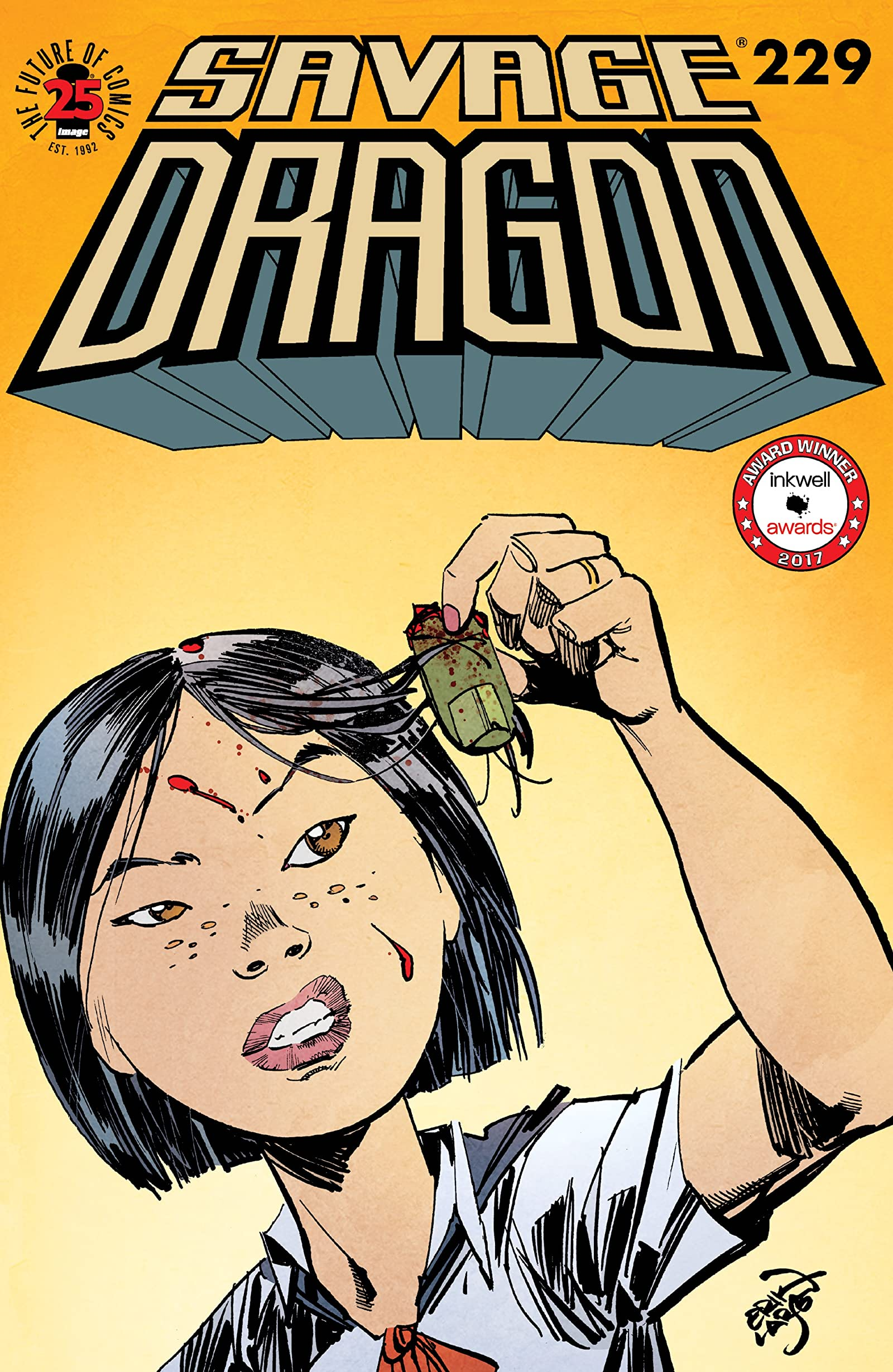 Savage Dragon 229 Comics By Comixology