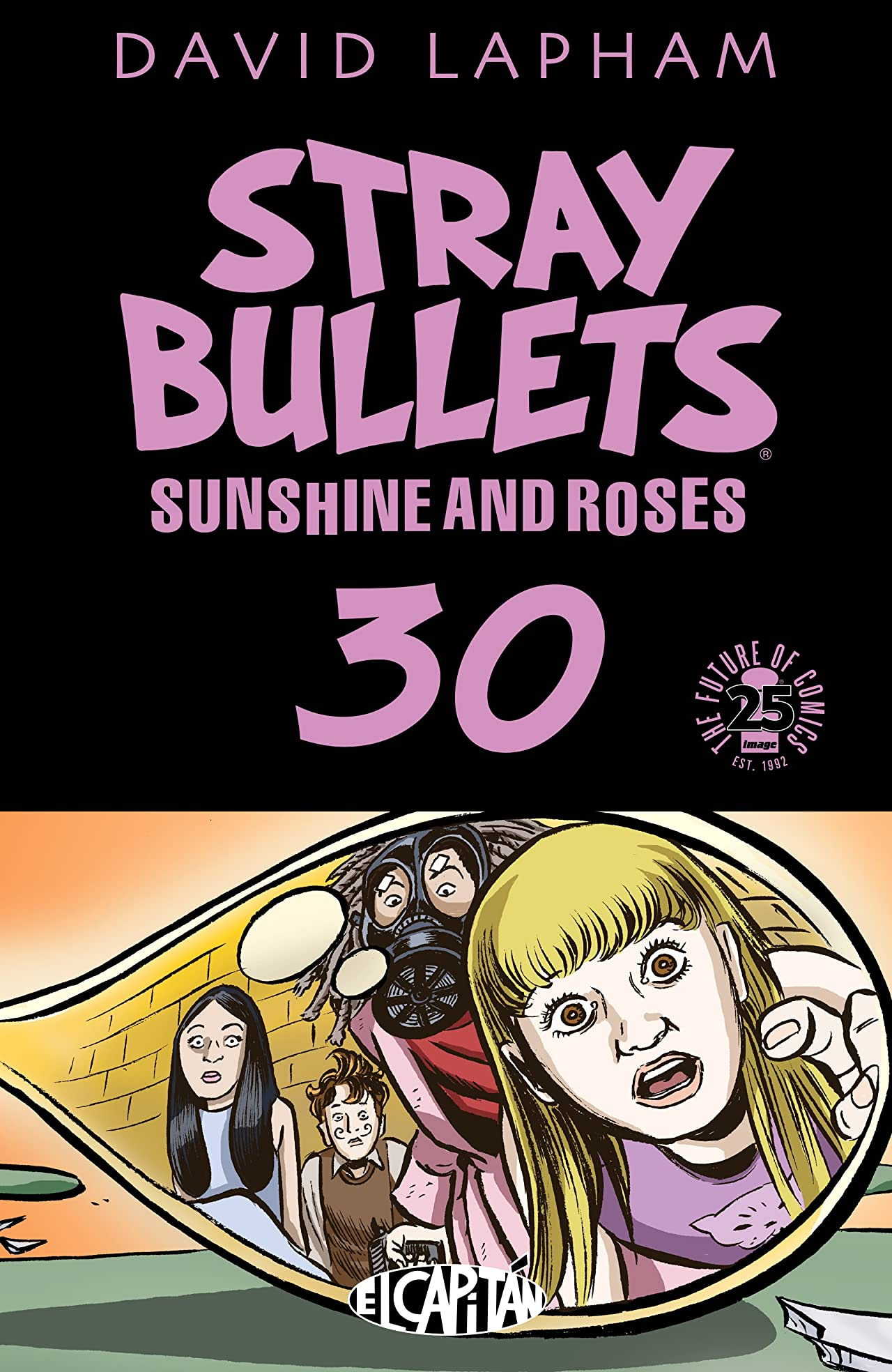 Stray Bullets: Sunshine & Roses #30