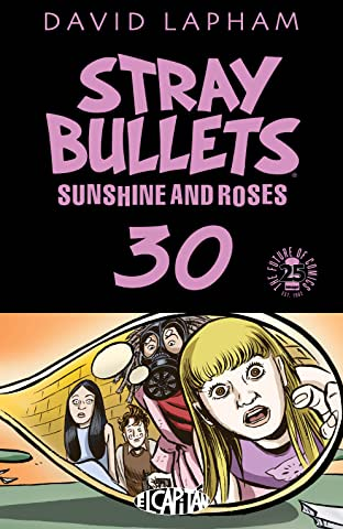 Stray Bullets: Sunshine & Roses No.30