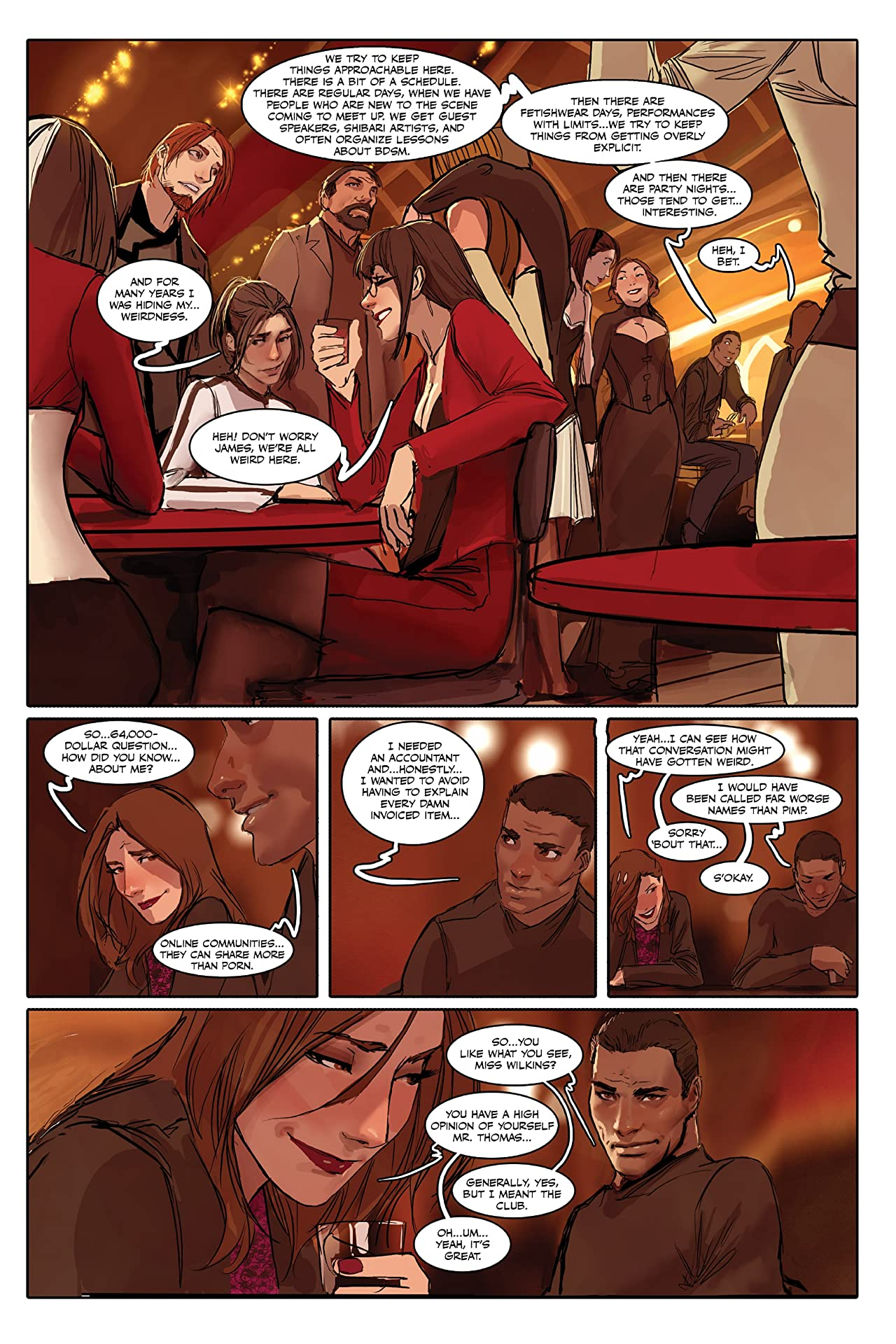 Sunstone: Book Two