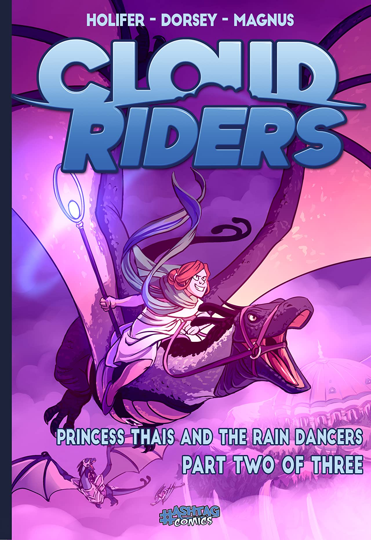 Cloud Riders #2