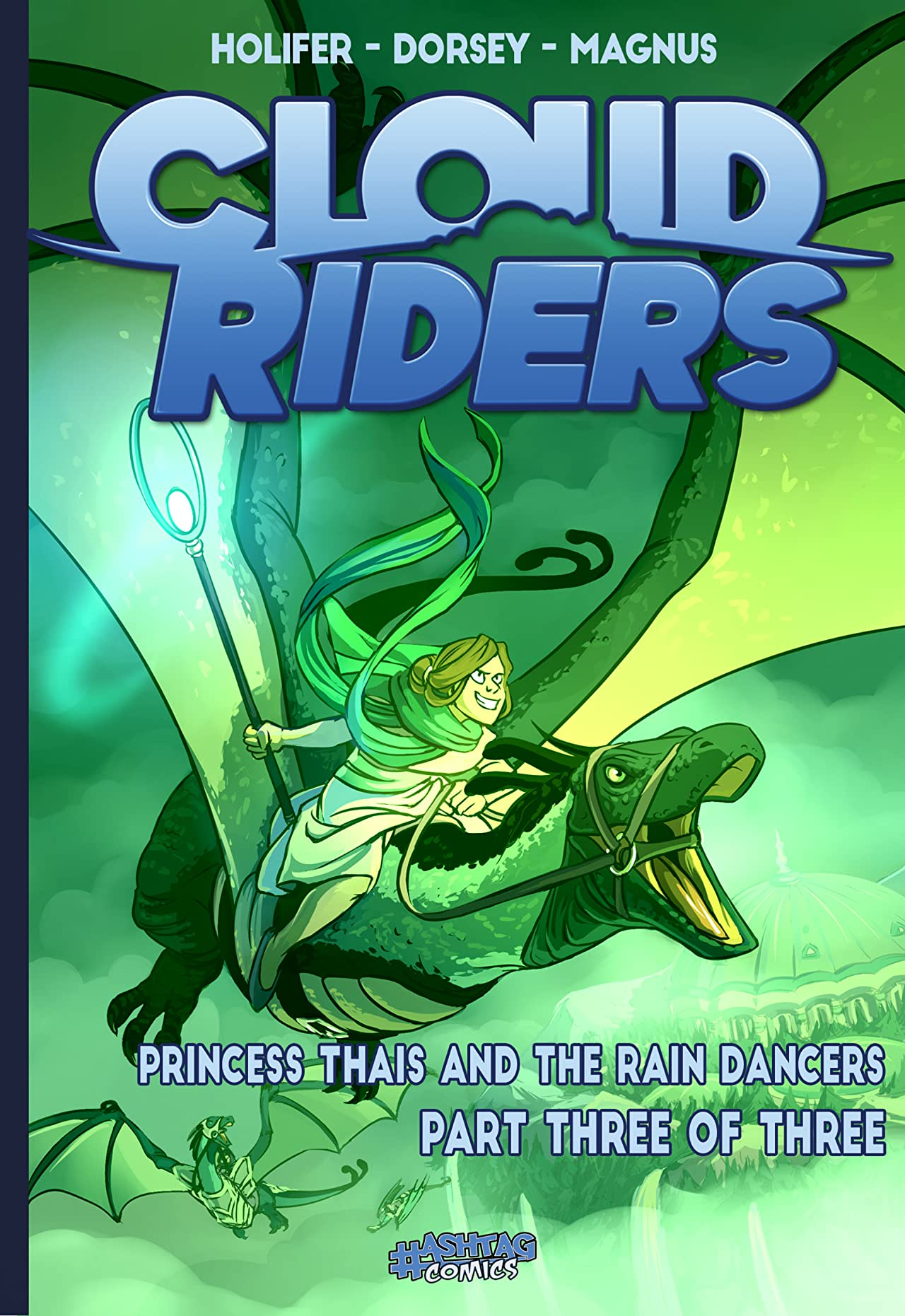 Cloud Riders #3