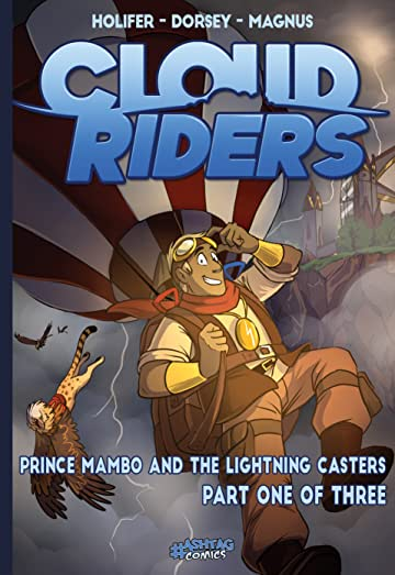 Cloud Riders #4