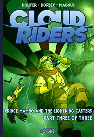 Cloud Riders #6