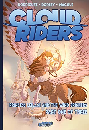 Cloud Riders #7