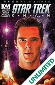 Star Trek: Khan #3 (of 5)